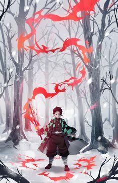 Anime Wallpaper Kimetsu No Yaiba Anime Chibi, Manga Anime, Fanarts Anime, Anime Characters, Anime Art, Anime Angel, Anime Demon, Cool Anime Wallpapers, Animes Wallpapers