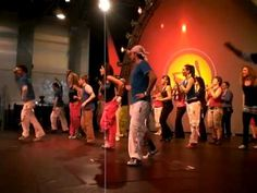 Cumbia and Bellydance