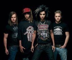 My future husband... Bill Kaulitz from Tokio Hotel <3