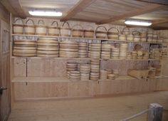 Küblereimuseum © Katharina Matt, Gemeinde Laterns Feldkirch, Museum, Wood, Bregenz, Madeira, Woodwind Instrument, Wood Planks, Trees, Wood Illustrations