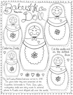 ChickeeMaMa: January 19 - Make a Nesting Doll
