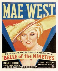 Mae West - Bell Of The Nineties