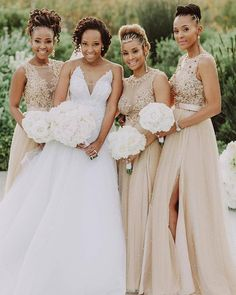 New (never used), These Gorgeous Custom Bridesmaid Dress can be customized to your color and bridal party sizes. Tea Length Wedding Dress, Wedding Bridesmaid Dresses, Wedding Dress Styles, Bridal Dresses, Wedding Gowns, Lace Bridesmaids, Camouflage Wedding, Bride Gowns, Princess Wedding
