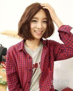 #short #hair #girl