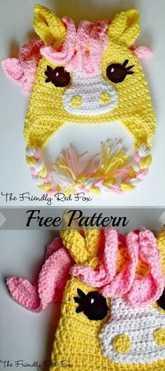 Crochet Hat Patterns For Kids Pinterest Crochet Hood Hood