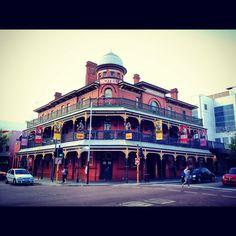 The Brass Lounge Bar & Balcony , Perth WA #australia #travel
