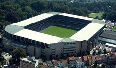 R.S.C. Anderlecht - Constant Vanden Stock Stadium, Brussels, Belgium. Capacity: 28.063