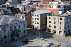 Old Montreal is the oldest area in the city of Montreal, dating back to New France and settled in 1642.