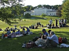 Wonderful summer concerts at Kenwood House, Hampstead, with a full picknick basket and a bottle champagne by our side. Kenwood House, Hampstead London, Hampstead Heath, Big Homes, Summer Concerts, London Townhouse, British Things, London Places