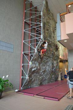 In-door Climbing Wall