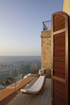 Castle House, Old Jaffa, Tel Aviv.  http://www.pitsou.com/