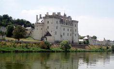 Montsoreau chateaux (Loire Valley)
