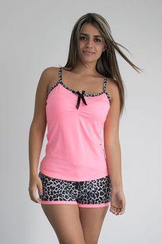 Resultado de imagen para pijamas dama Pajama Outfits, Pink Outfits, Lazy Outfits, Cute Outfits, Cute Sleepwear, Lingerie Sleepwear, Nightwear, Cute Pjs, Cute Pajamas