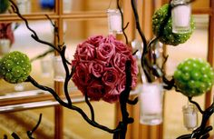 Into the Woods | Floral designs for extraordinary corporate events