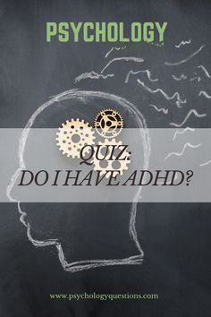 This a free quiz designed to see if you need to seek a healthcare professional about ADHD. This is only a tool but can help you take the next step in self-care. (ADD) Attention Deficit Disorder and (ADHD) Attention Deficit Hyperactive Disorder can cause difficulting concentrating, focus, memory, staying still, and staying organized. #ADHD #AttentionDeficitHyperactiveDisorder#AttentionDeficitDisorder #mentalhealth #psychology #mentalproblems #psychologyquizzes #meditation #selfhelp Psychology Quiz, Psychology Questions, Do I Have Adhd, Mental Health, Health Care, Quiz Design, Attention Deficit Disorder, Mental Problems, Staying Organized