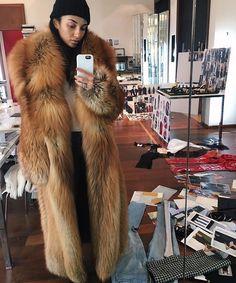 6b4084f2374b 131 Best Fur Coat Outfit images
