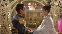the love between these two were too precious - Empress KI