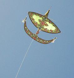Wau kites of malaysia