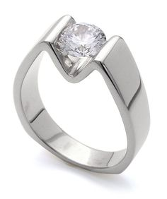 Wow! Love this tension ring!