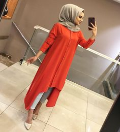 Newest Images Business Outfit hijab Ideas, Women's Ethnic Fashion, Modern Hijab Fashion, Modesty Fashion, Abaya Fashion, Fashion Dresses, Hijab Style Dress, Casual Hijab Outfit, Indian Designer Outfits, Designer Dresses