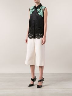 3.1 Phillip Lim Lace Detail Top - Marissa Collections - Farfetch.com
