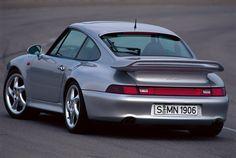 Porsche 911 Turbo S 3.6 Coupe (993) '1997–98