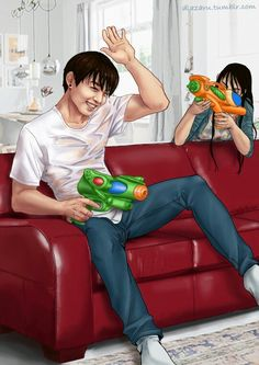 Jungkook & Girlfriend life ♡