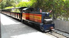 Travel Town Railroad in Griffith Park #homeschooling #California #LosAngeles