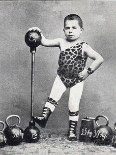 Early 1900s Circus Postcard  viaiugabulldogi