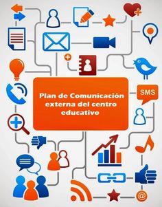 Plan d Comunicación Externa de un centro: espacio para Conversar, Compartir, Colaborar y Crear Comunidad por @maiteroes #REDucacion