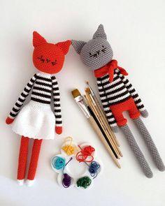Автор фото @savanali_toys - подписывайте свои фото тегом #weamiguru, лучшие попадут в нашу ленту! #amigurumi #crochet #knitting #cute #handmade #амигуруми #вязание #игрушки #интересное #ручнаяработа #toys #cute #amigurumilove #хендмейд