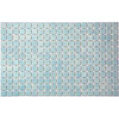 Anti-Slip Niebla 2521-B|Spanish Glass Mosaic Pool Tiles
