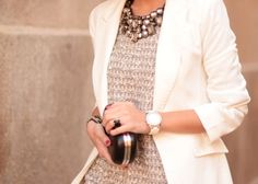 Neutral Blazer