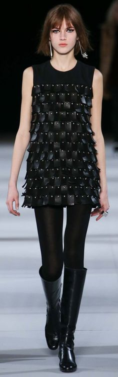 Saint Laurent RTW Fall/Winter 2014-2015