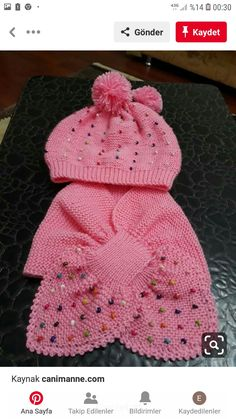 Modelos de chaleco para bebés hechos de Modelos de chaleco para b. - Örgü Modelleri ve Örgü Örnekleri Baby Hats Knitting, Summer Knitting, Baby Knitting Patterns, Lace Knitting, Knitting Stitches, Knitted Hats, Crochet Scarves, Knit Crochet, Crochet Hats