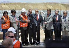 Eólica y energías renovables: Chile desarrolla 9.878 MW de eólica, termosolar y energía solar fotovoltaica