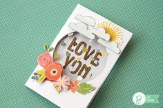 window cards by @evapizarrov using #happyday from @pebblesinc