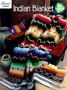 Annie's Indian Blanket