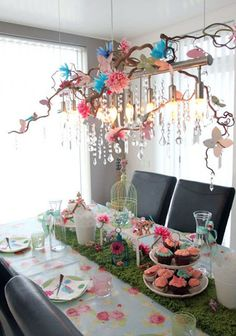 Cars, Circus, Flowers, and More- Kids Party Themes/Ideas from Apartment Therapy # Pin++ for Pinterest #