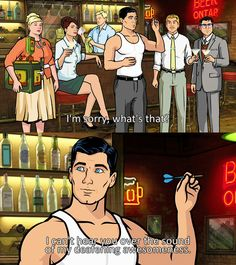 Archer = best show of all time!