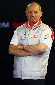 Guv'nor at Canadian F1 Grand Prix