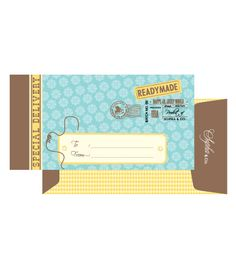 Sopha & Co. Money Envelopes, Stationery, Fun, Cards, Paper Mill, Stationery Set, Office Supplies, Maps, Playing Cards