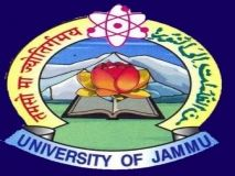 Jammu University M.P.Ed BA-LLB BBA Admission 2013  JUET-2013 for admission to the programmes like M.P.Ed/M.Lib.I.Sc/B.A LL.B (5 year)/B.B.A (HM)/Honours Courses
