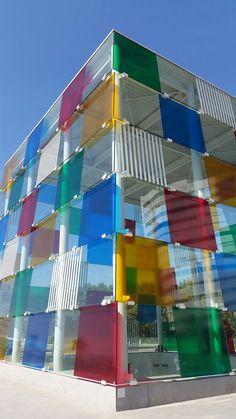 Malaga centre pompidou dependance