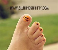 Image Search Results for easy halloween nails