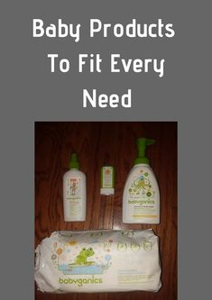 Baby Products to Fit