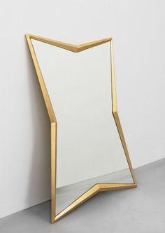 Miroir KONKAVE | KONKAVE Mirror, Marc De Berny