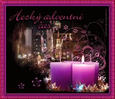 Christmas And New Year, Pillar Candles, Advent, Lights, Candle, Candles, Light Fixtures, Taper Candles, Lighting