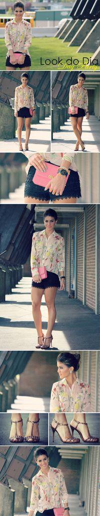 Rockin summer party outfit Camila Coelho