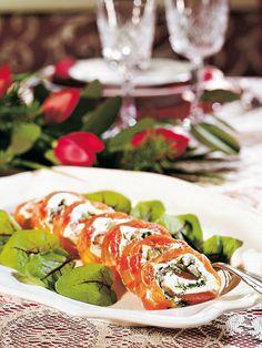 Wasabilohirullat | K-ruoka #joulu